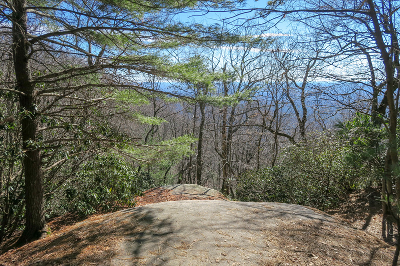 Raven Cliff Falls/Foothills Trail -- 3,020'