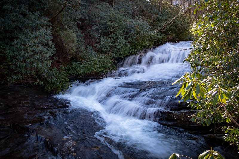 Matthews Creek -- 2,650'