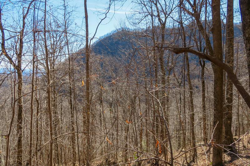 Dismal Trail -- 2,480'