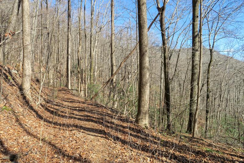 Dismal Trail -- 2,060'