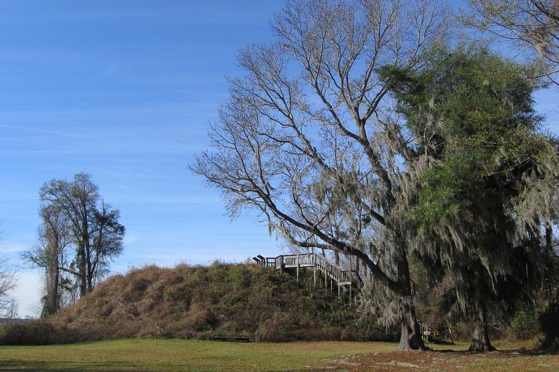 Fort Watson (Indian Mound)