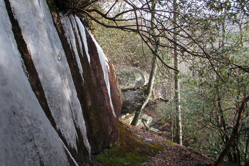 Off Trail Ledges