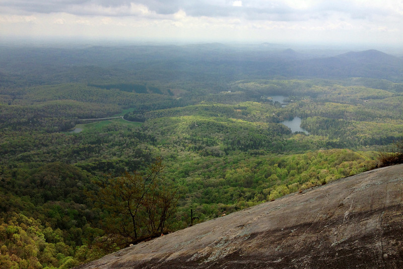 Table Rock Cliffs