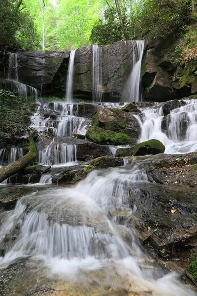 Virginia Hawkins Falls - 1,750'