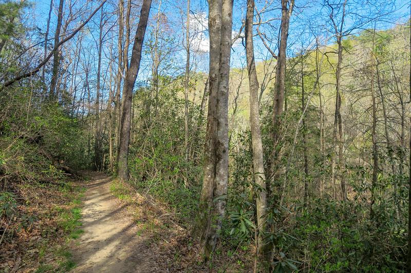 Naturaland Trust Trail -- 2,800'