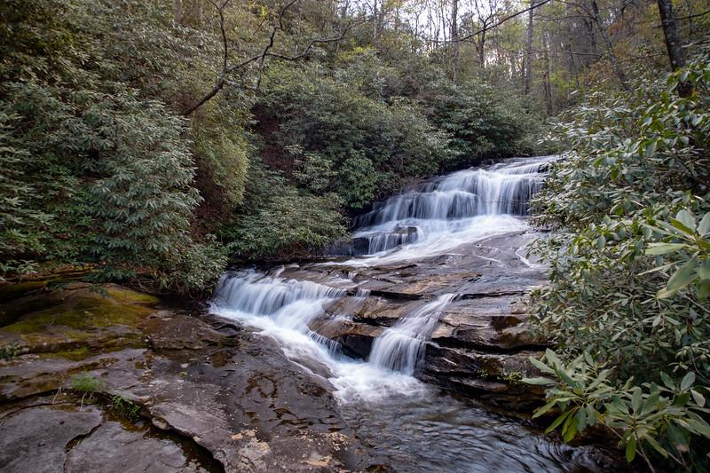 Matthews Creek -- 2,660'