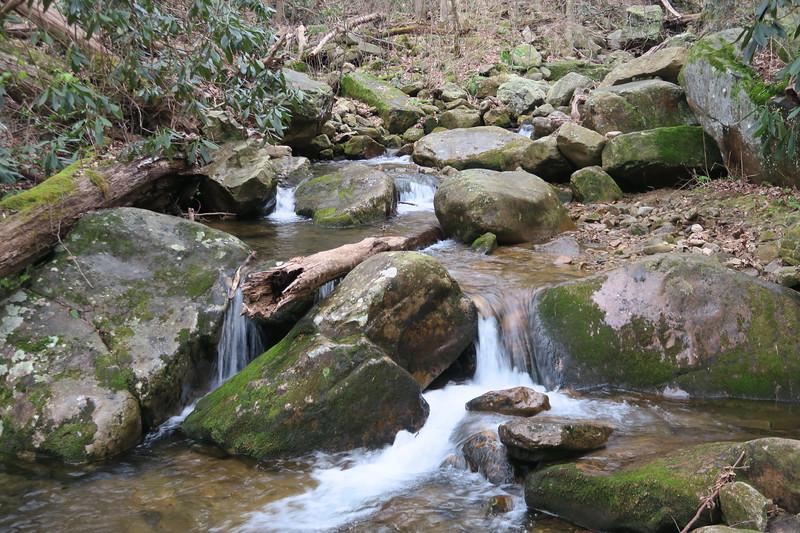 West Fork Dry Creek