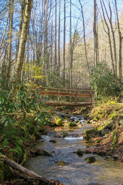 Flint Creek Trail -- 2,740'