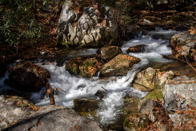 Rocky Fork -- 2,460'