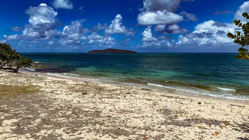 Buck Island View (Cramer Beach)