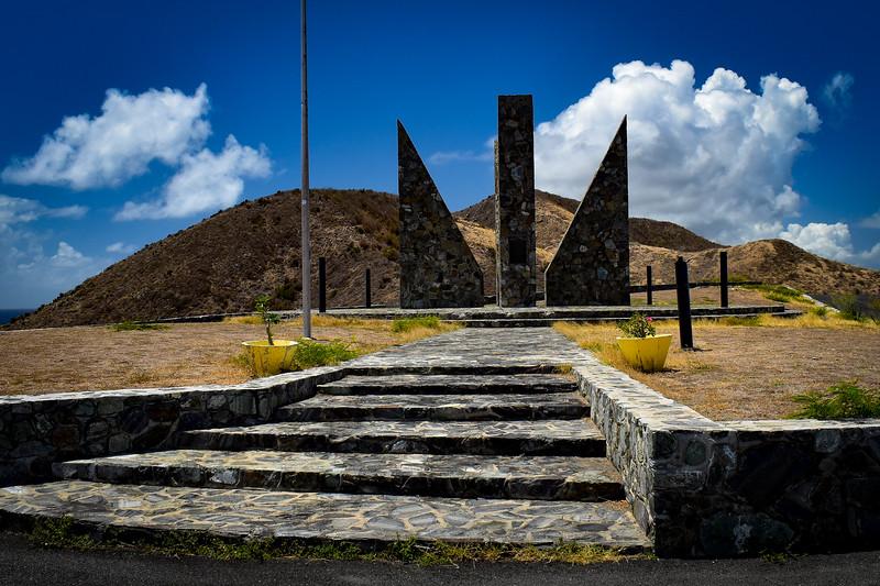 Point Udall (Millennium Monument)