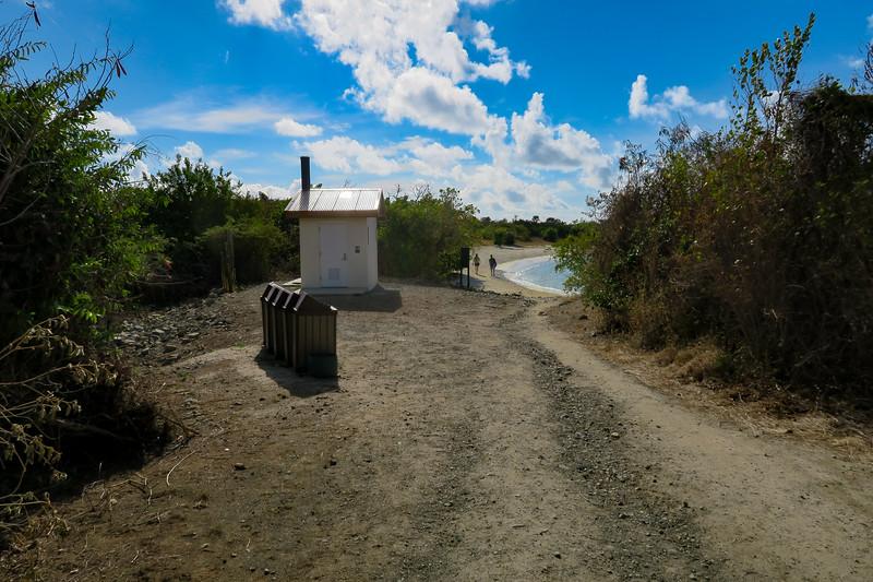 Salt Pond Trail -- 10'
