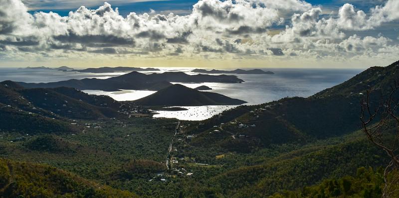 Mamey Peak Overlook (Hwy 10) -- 1,000'