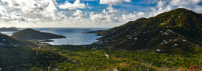 Coral Harbor Overlook (Hwy 10) -- 850'