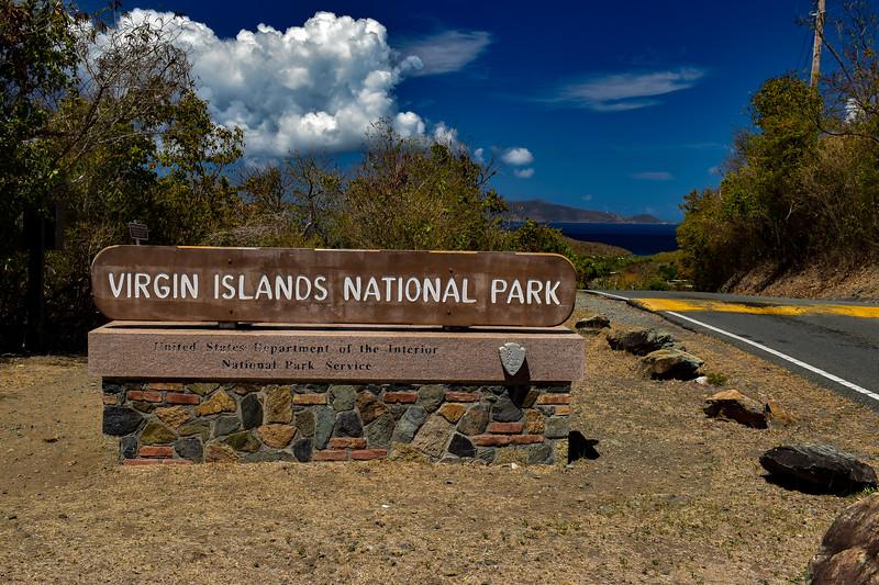 Virgin Islands National Park -- 250'