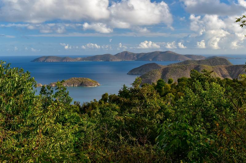 Cinnamon Bay Overlook (Hwy 10) -- 920'