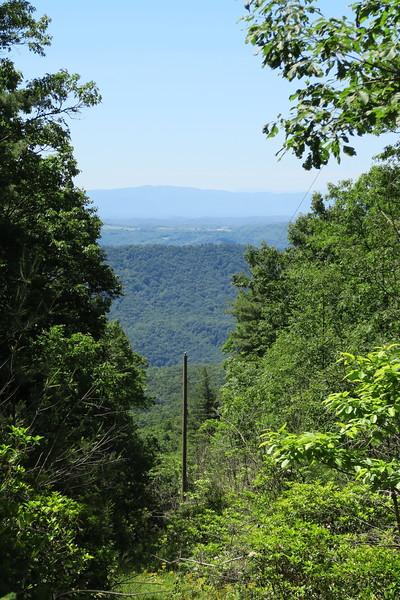 Brumley Mountain Trail/Raven Ridge Road