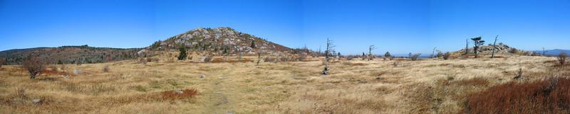 Wilburn Ridge/Appalachian Trail - 5,300'