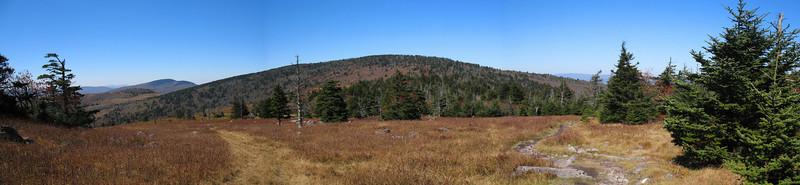 Appalachian Trail - 5,400'