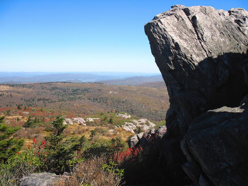 Wilburn Ridge/Appalachian Trail - 5,400'