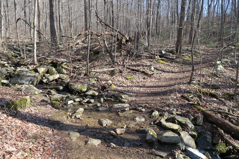 Ewing Trail - 1,800'