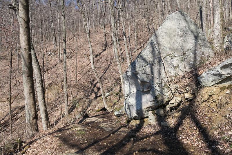 Ewing Trail - 2,680'