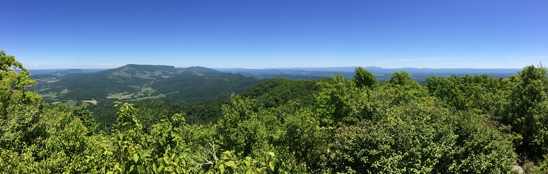 Middle Knob - 4,208'