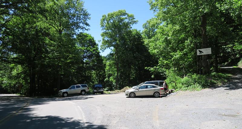 Hayter's Gap Trailhead