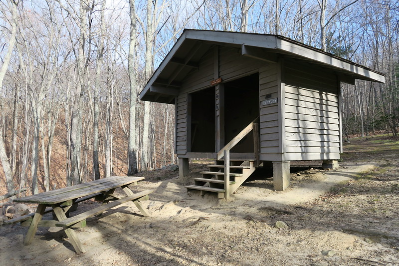 Catawba Mountain Shelter