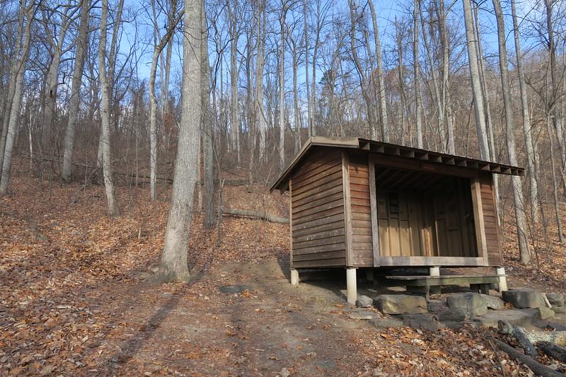 John's Spring Shelter