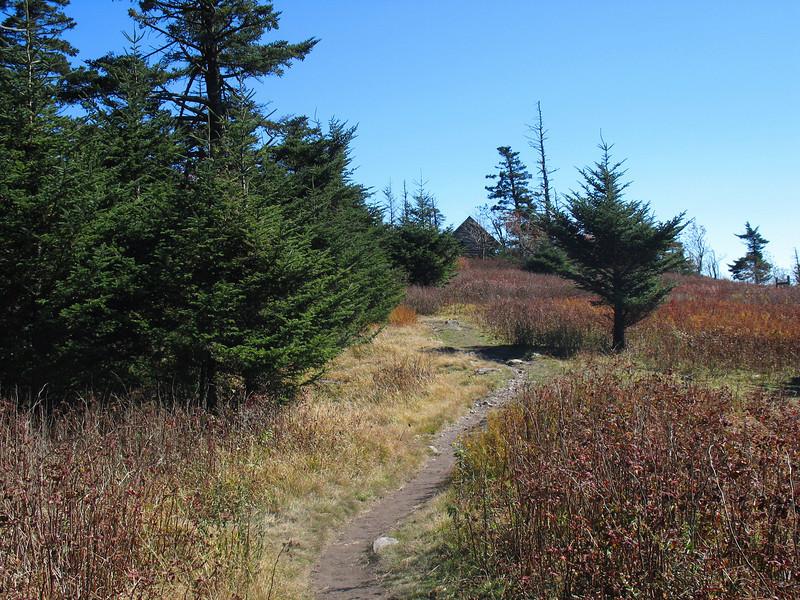 Appalachian Trail - 5,450'