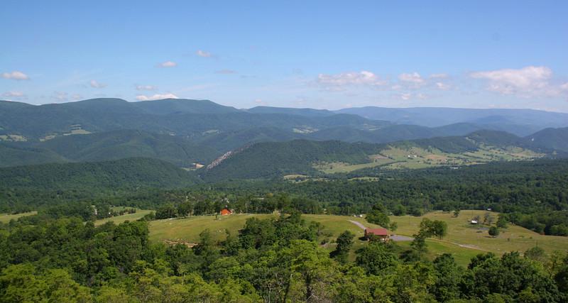 U.S. 33 Scenic View