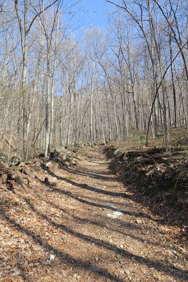 Ewing Trail - 1,920'