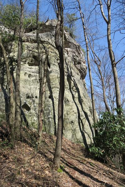 Ridge Trail - 3,260'