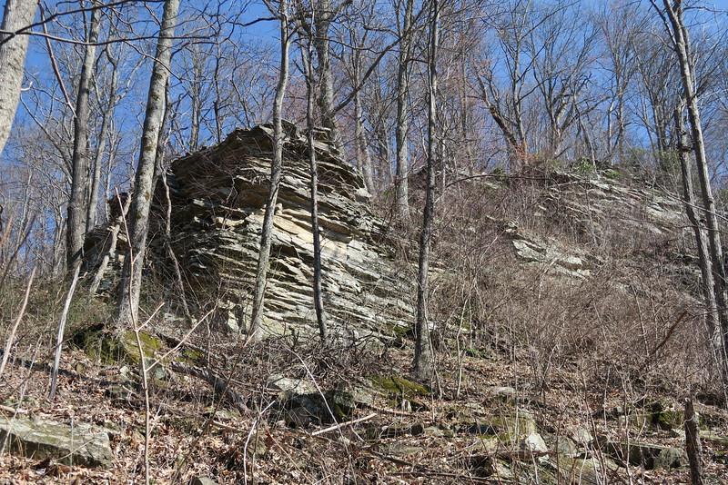 Ewing Trail - 2,400'