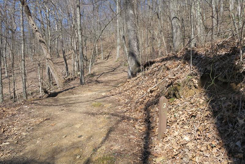 Ewing Trail - 3,250'