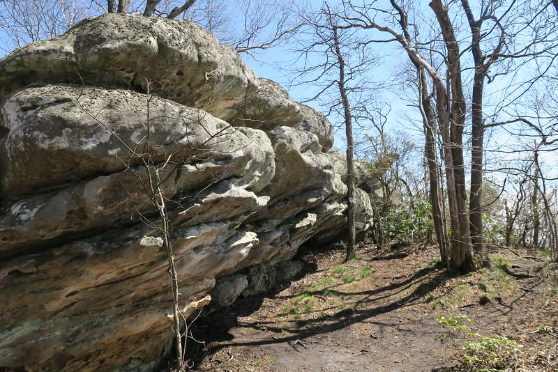 White Rocks - 3,390'