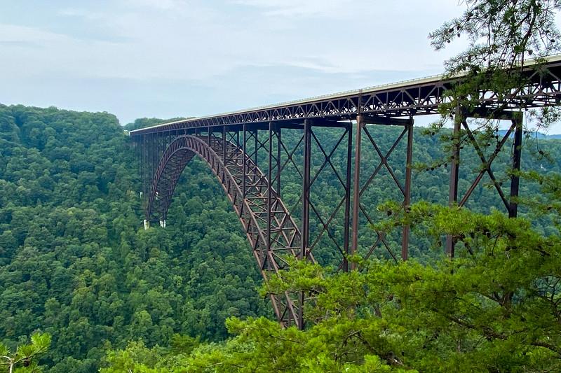 New River Gorge Bridge - 1,650'
