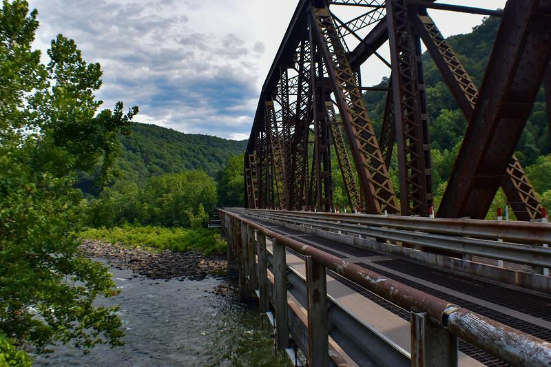 Thurmond - Rail Bridge