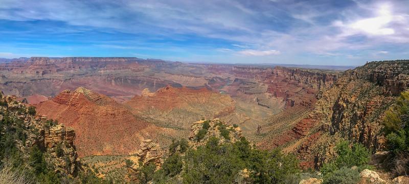 Navajo Point -- 7,461'