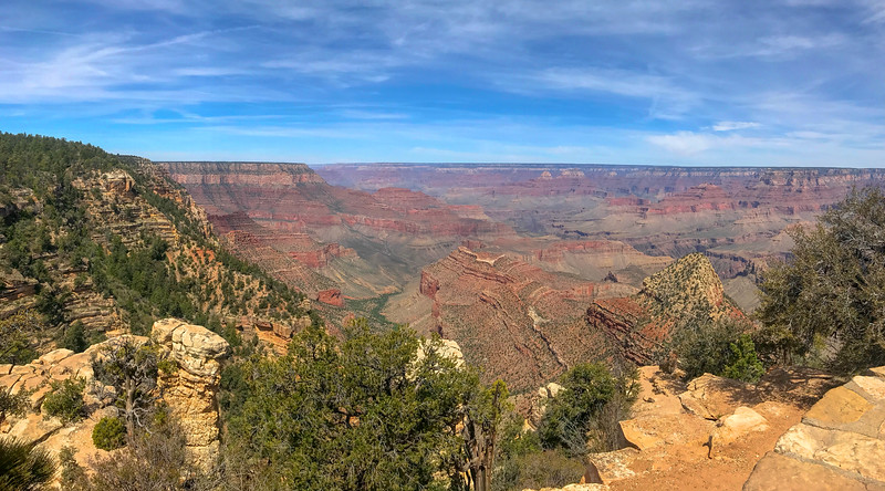 Grandview Point -- 7,399'