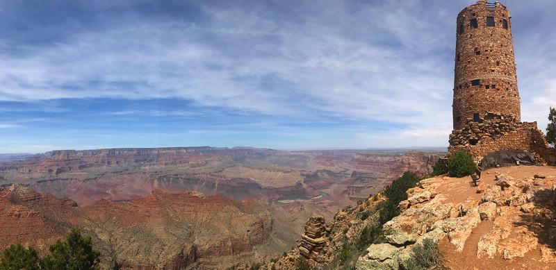 Desert View Watchtower -- 7,438'