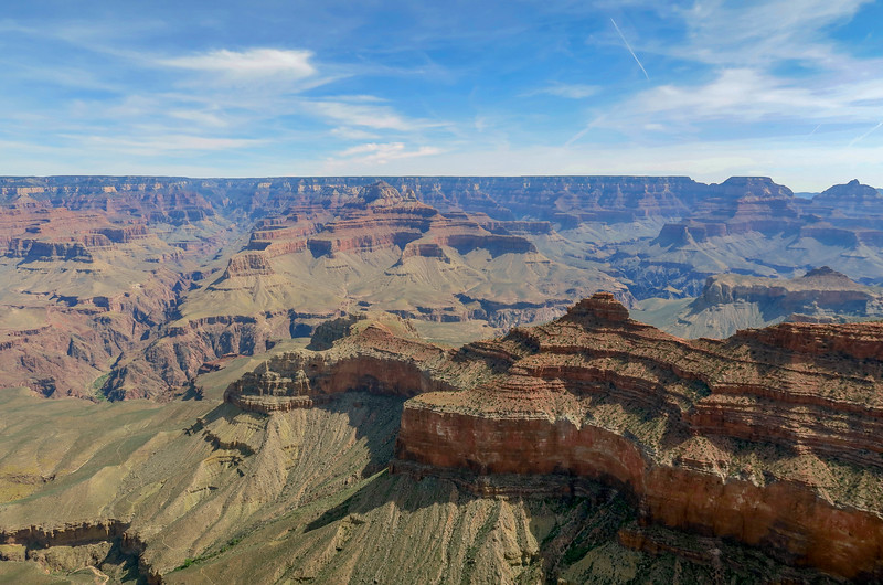 Mather Point -- 7,000'