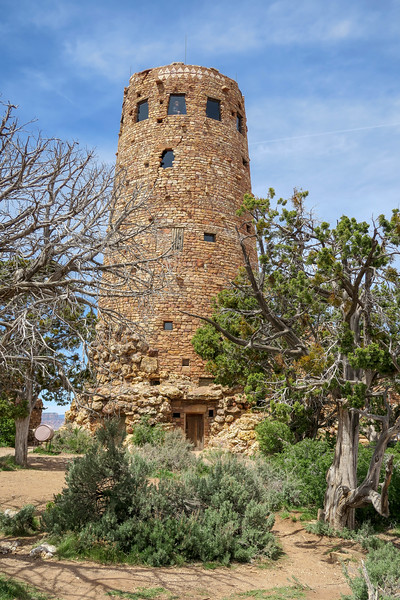 Desert View Watchtower -- 7,438'
