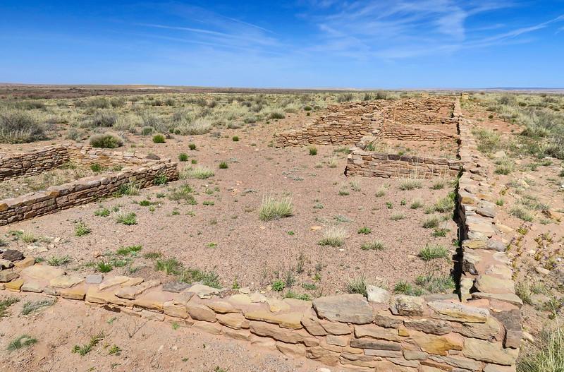 Puerco Pueblo -- 5,360'