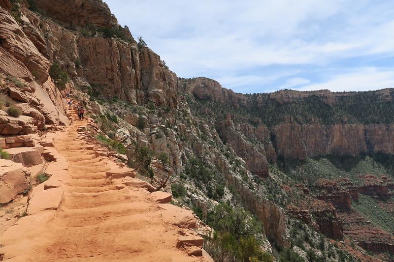 South Kaibab Trail -- 6,500'