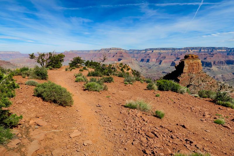 Cedar Ridge Spur -- 6,120'