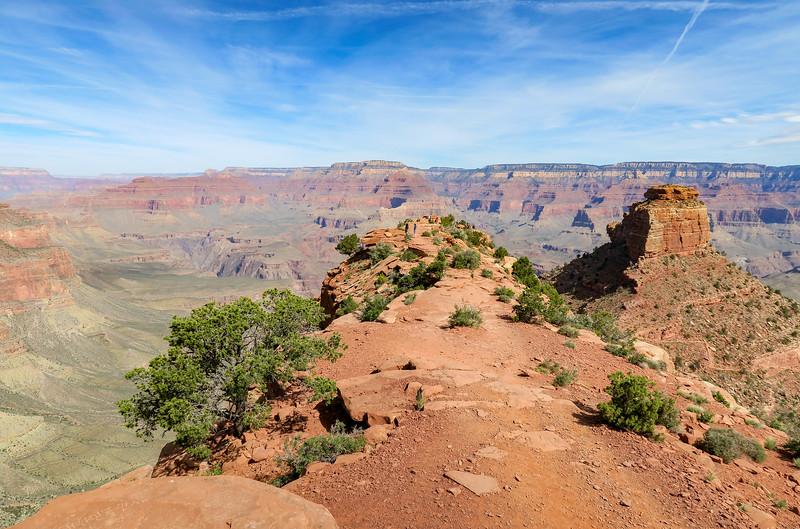 Cedar Ridge Spur -- 6,020'