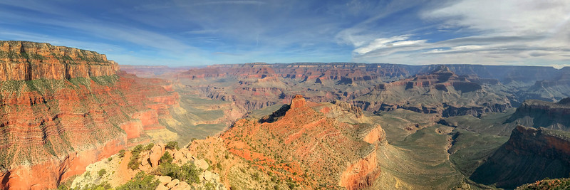 Ooh Aah Point -- 6,660'