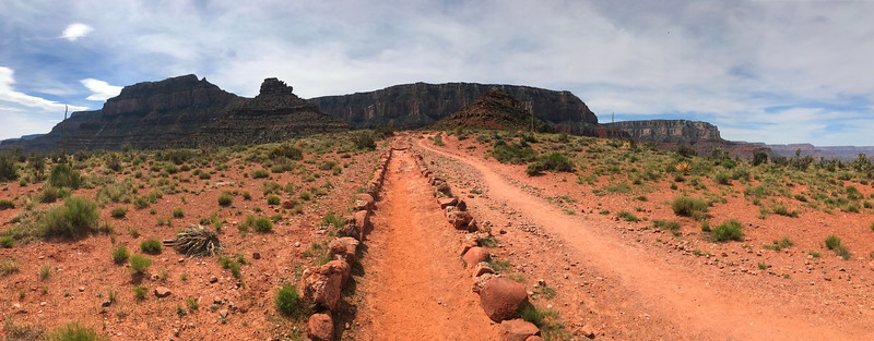 South Kaibab Trail -- 5,220'